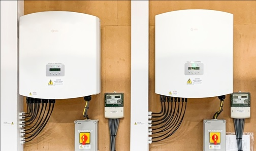 Why Solis Inverters became the Preferred Choice of Airports