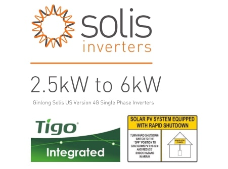 Solis inverter meets Tigo's integrated Cloud Connect