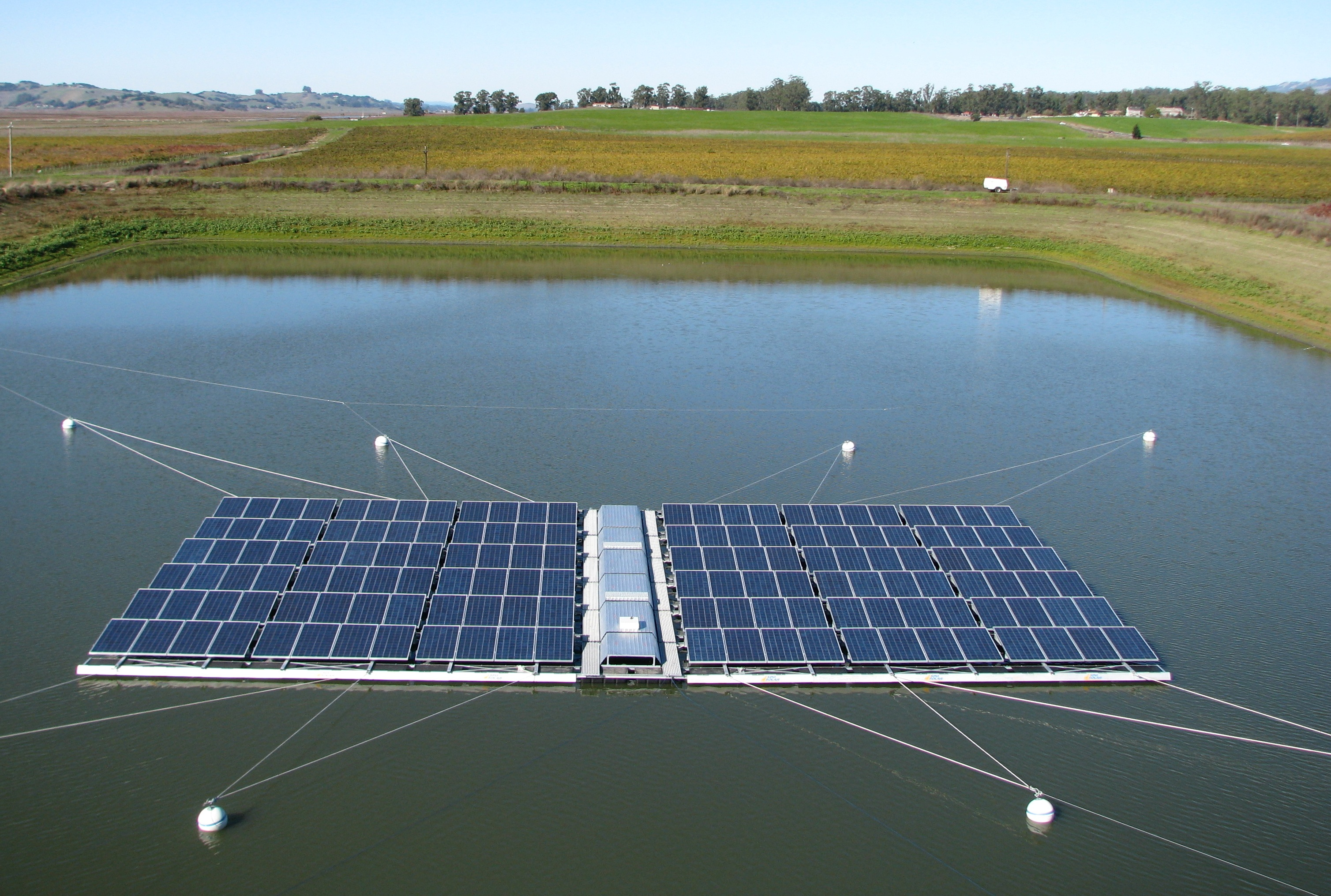 Seci Issues Nit For Bess Connected Floating Solar Power